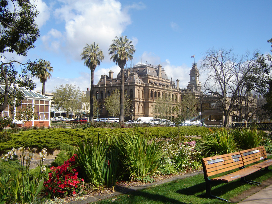 Bendigo Law Courts